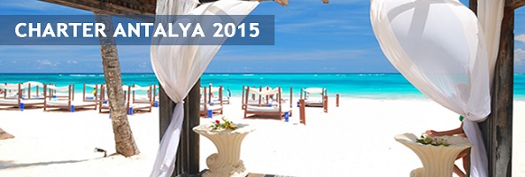 Vacanta de vara 2015 in Antalya: profita de reducerile Early Booking!