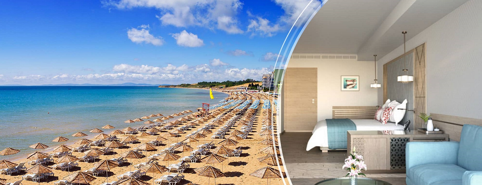 RIU Hotels - litoral Bulgaria: conditii exclusive de plata la rezervarile Early Booking