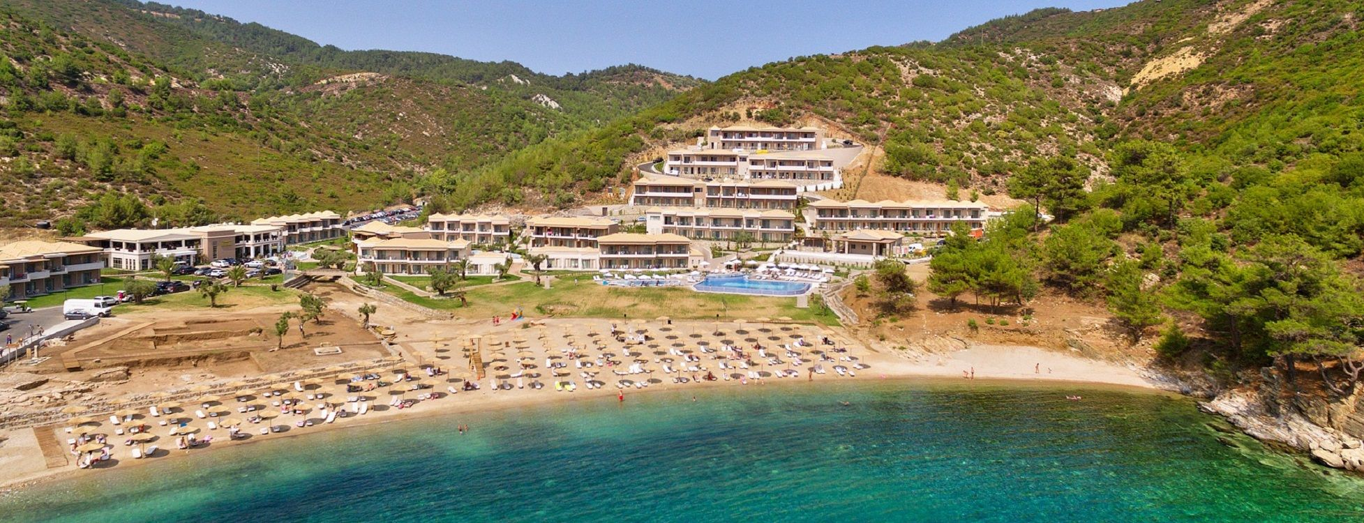 Grecia - Thassos Grand Resort, reducere Early Booking vara 2020
