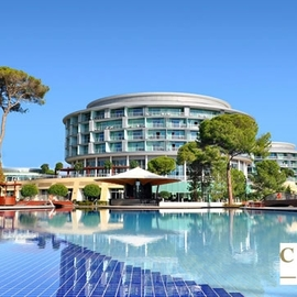 Calista Luxury Resort 5* (Belek) - Partener special in 2018!