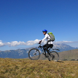 Ture de mountainbiking