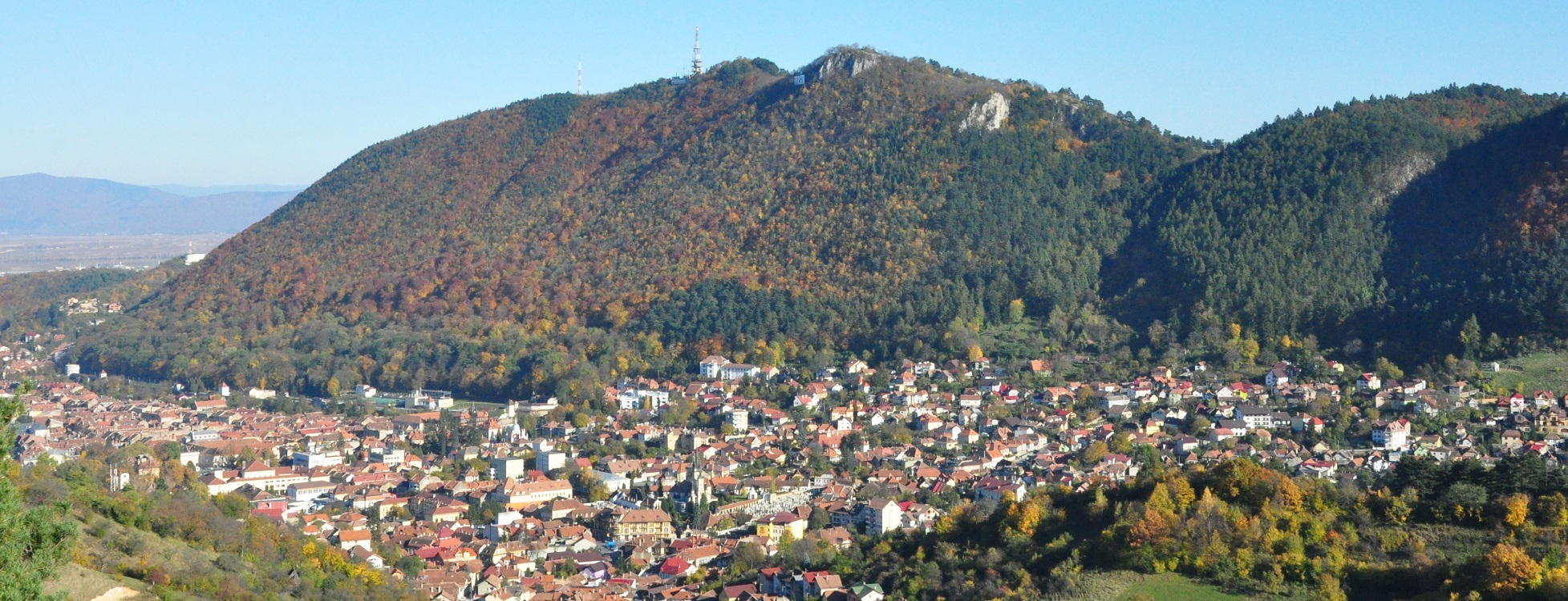 'RE-CALATORESTE' - Oferta speciala city break Brasov