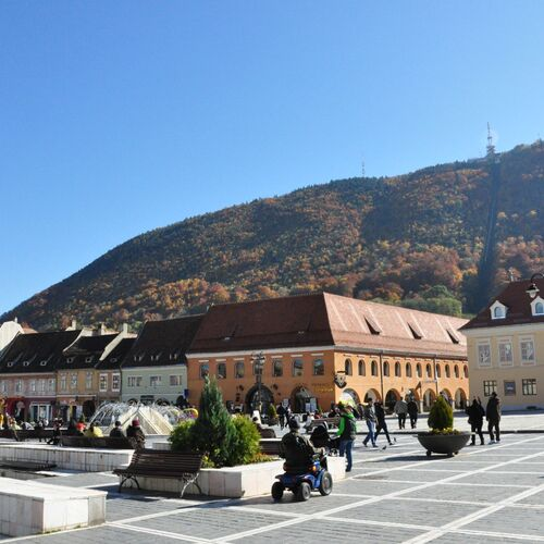 BRASOV - City break ACTIVE - 4 zile